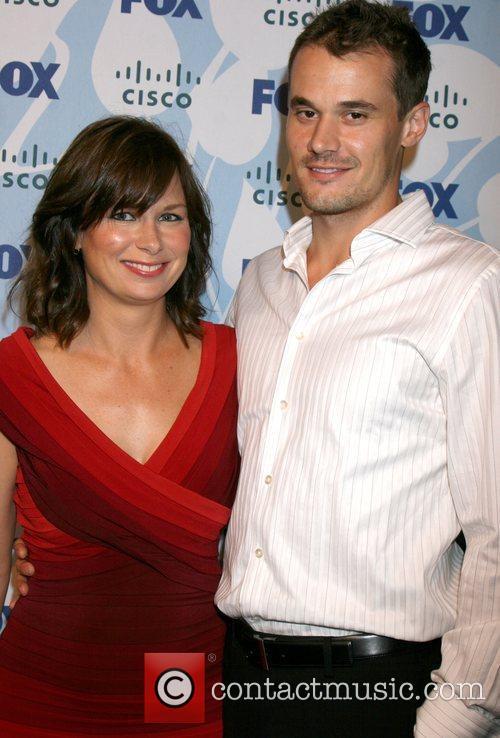 Mary Lynn Rajskub and Husband 1