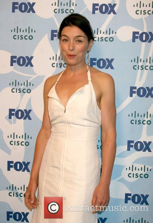 Olivia Williams  arriving at the Fox ECO...