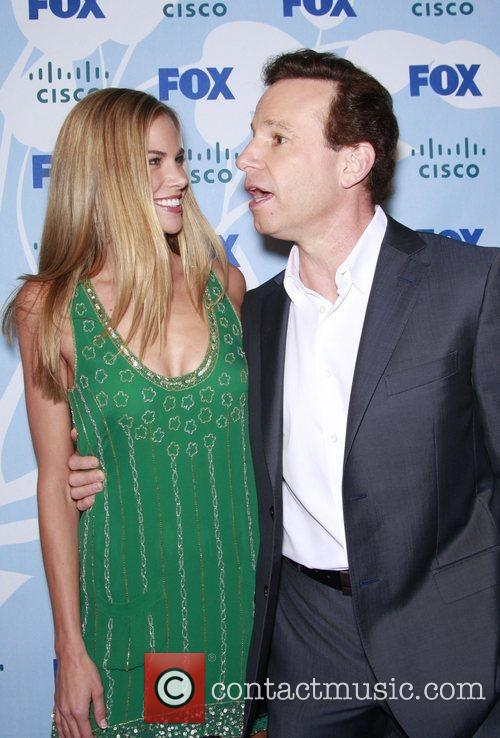 Brooke Burns, Mark Thompson