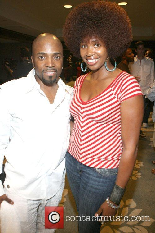 Teddy Riley and D'ambi  The Fox King...