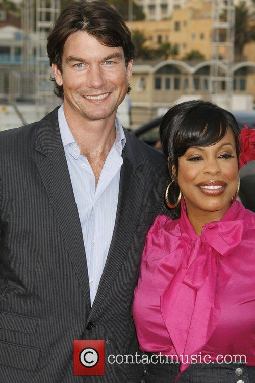 Jerry O'Connell, Niecy Nash, Santa Monica Pier