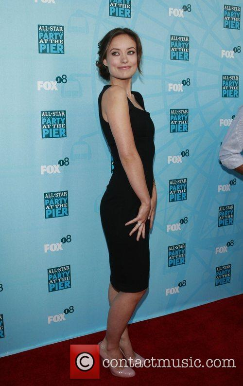 Olivia Wilde Fox TCA Summer Party at the...