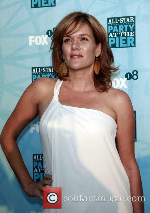 Catherine Dent Fox TCA Summer Party at the...