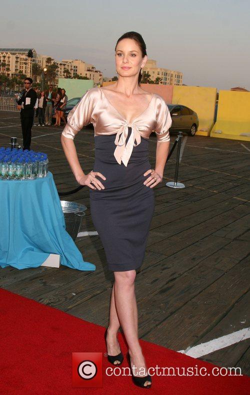 Sarah Wayne Callies Fox TCA Summer Party at...
