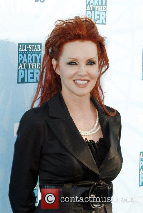 Gretchen Bonaduce Fox All-Star Party At The Pier...