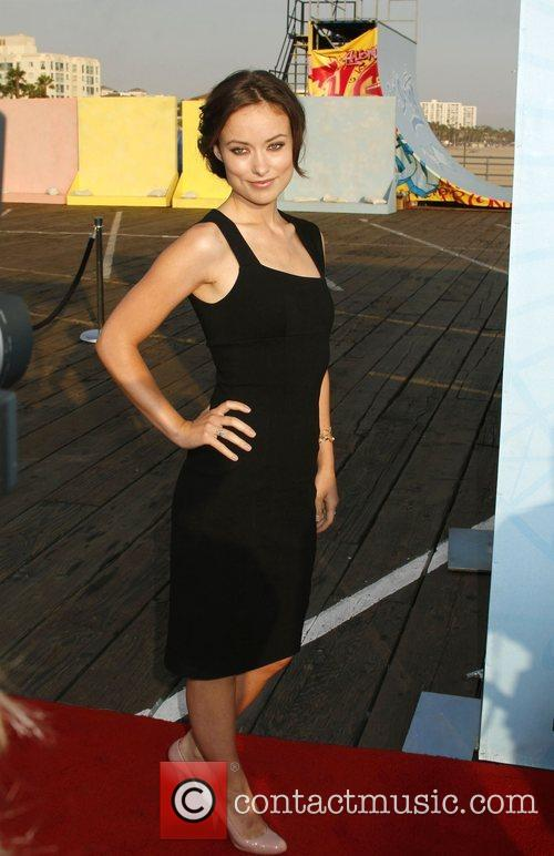 Olivia Wilde Fox All-Star Party At The Pier...