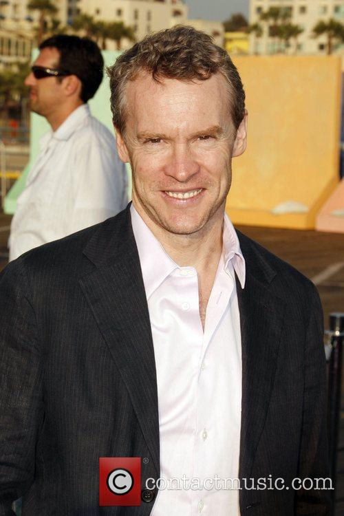 Tate Donovan Fox All-Star Party At The Pier...