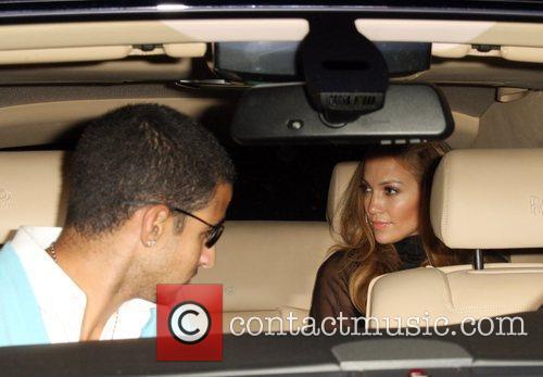 Jennifer Lopez leaving Foxtail Los Angeles, California