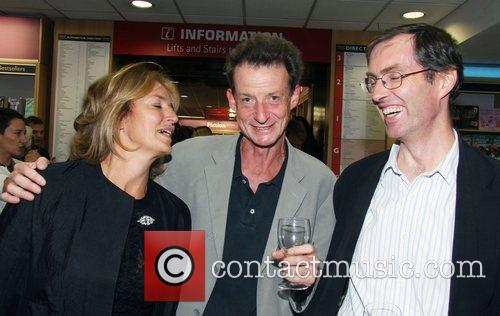 Caroline Michelle and guest The Foyles Summer Party...