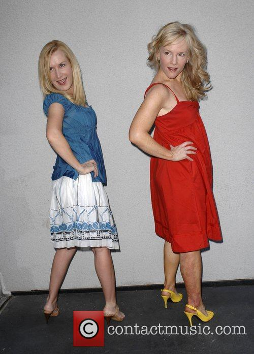 Angela Kinsey and Survivor 5