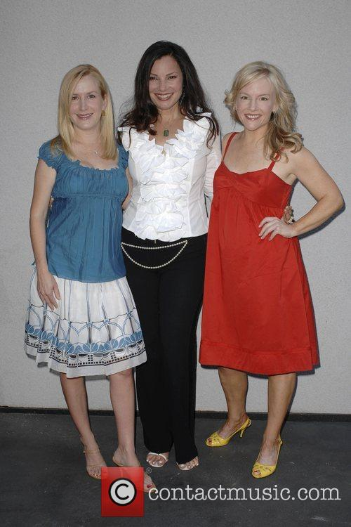 Angela Kinsey, Fran Drescher and Survivor 7