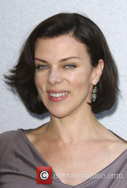 Debi Mazar and Survivor 3