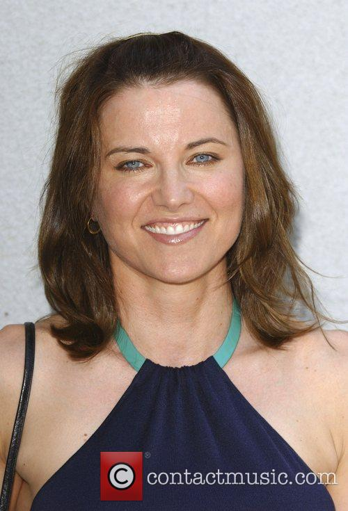 Lucy Lawless and Survivor 3