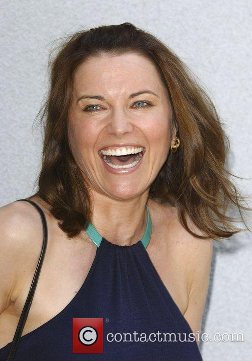 Lucy Lawless and Survivor 1
