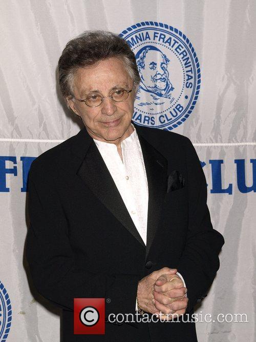 Frankie Valli The Friars Foundation International Gala and...