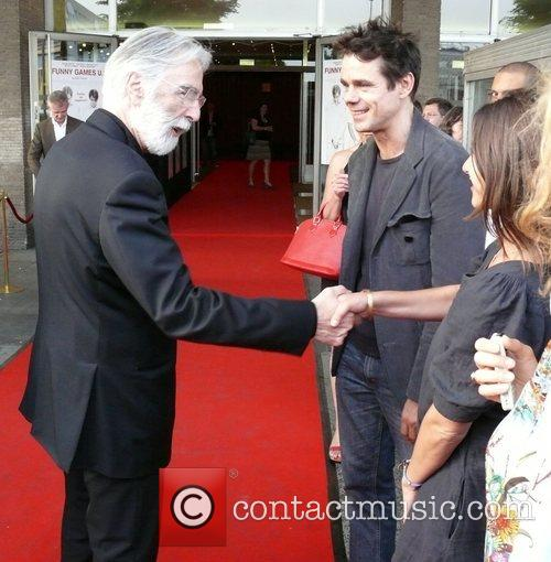 Michael Haneke, Tom Tykwer and Marie Steinmann 5