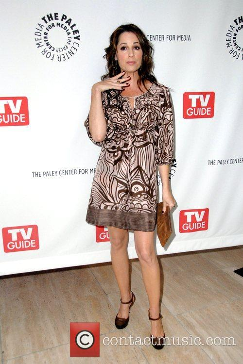 Paula Marshall TV Guide Fall Preview parties -...
