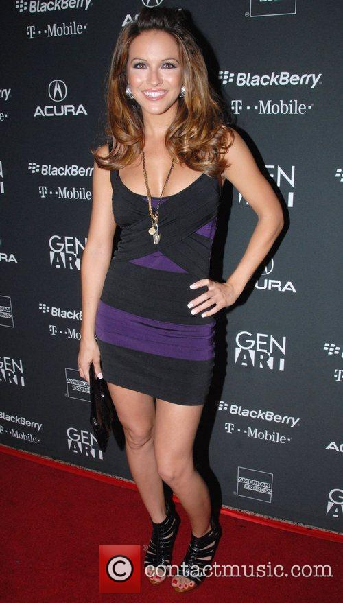 Chrishell Stause Gen Art's 14th Annual Fresh Faces...