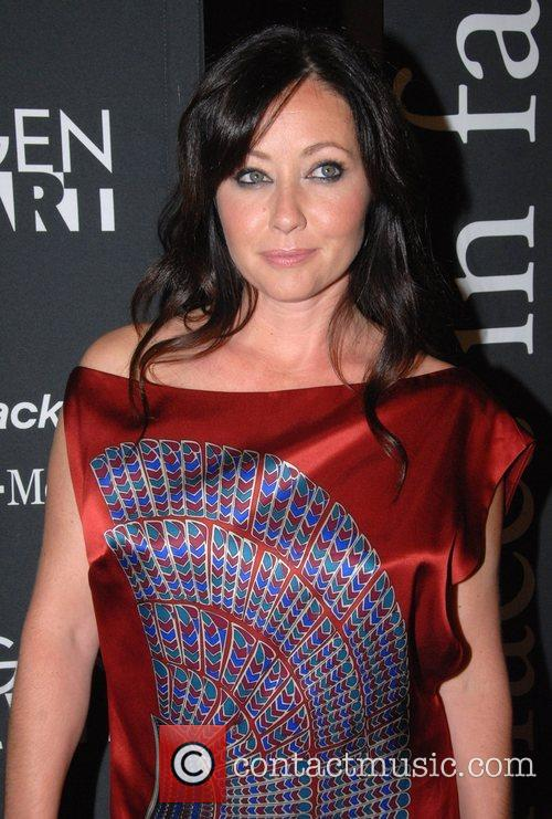Shannen Doherty Gen Art's 14th Annual Fresh Faces...