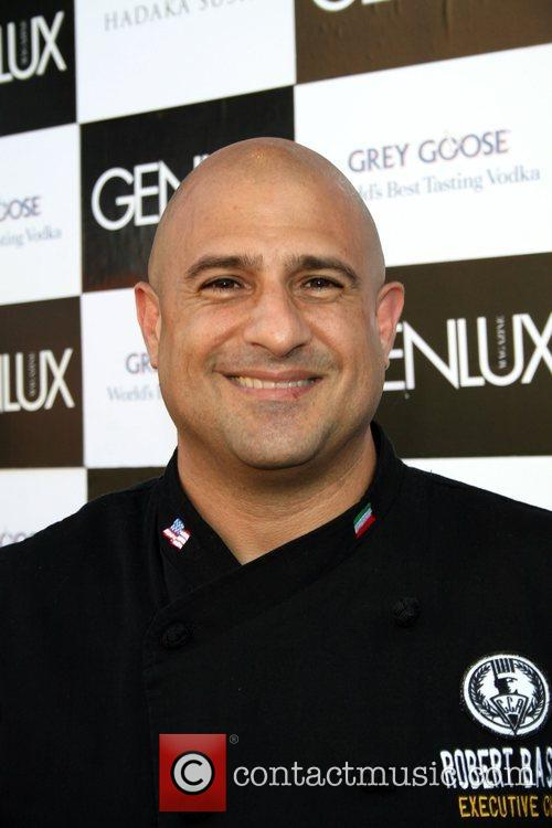 Chef Roberts Genlux magazine introduces: 'An evening with...