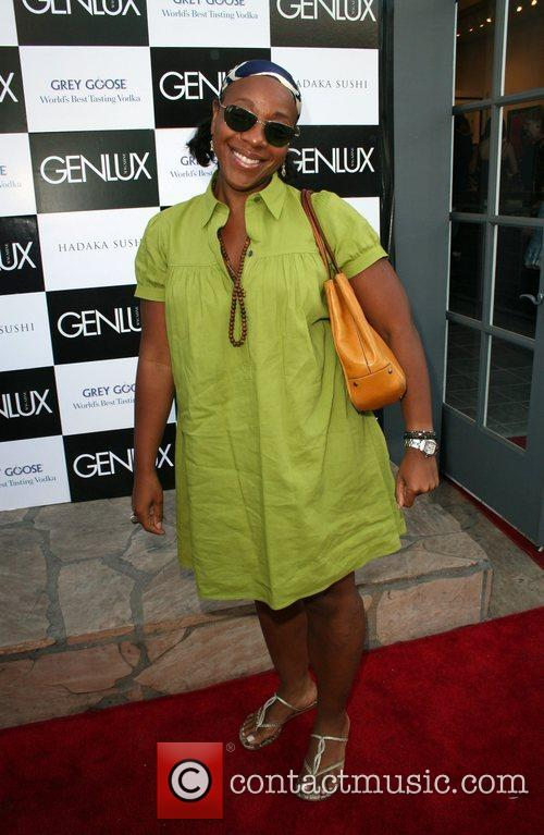 Marianne Jean-Baptiste Genlux magazine introduces: 'An evening with...
