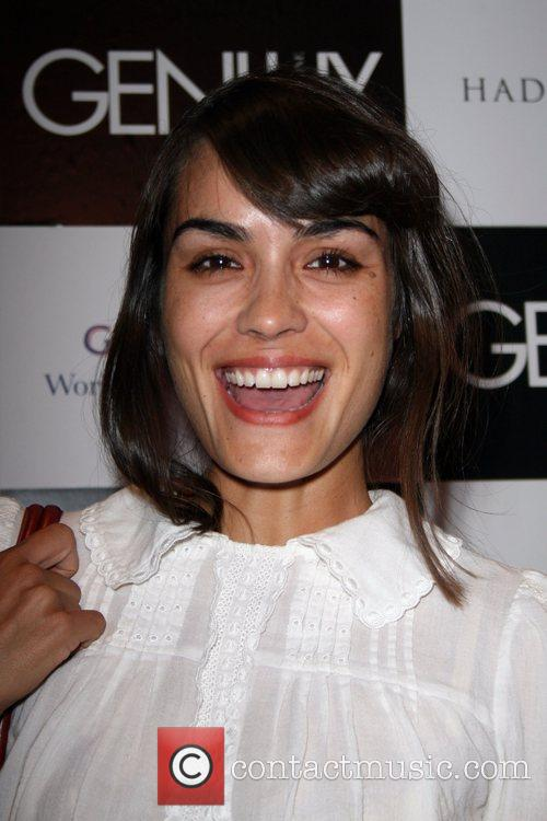 Shannon Sossamon Genlux magazine introduces: 'An evening with...