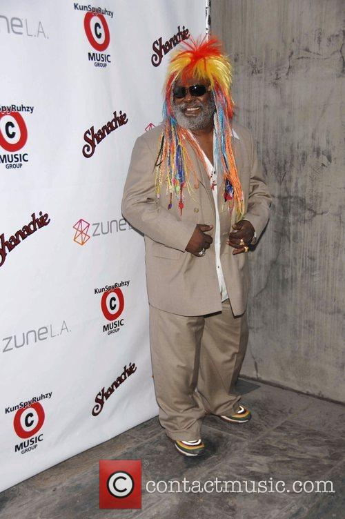 George Clinton's birthday celebration at Zune