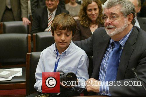 George Lucas The House Subcommittee on Telecommunications and...
