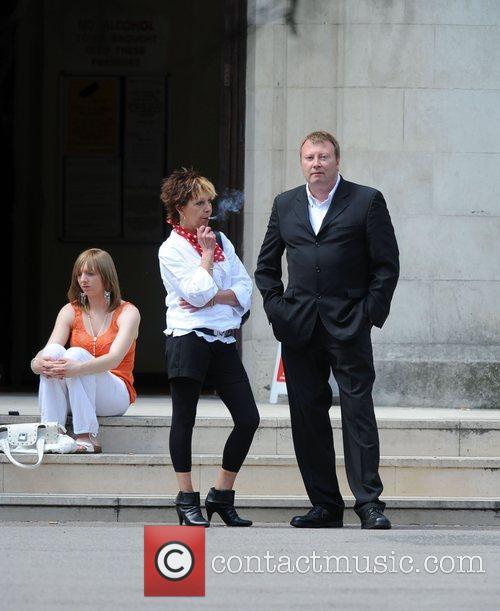 Blake Fielder Civil appears at Snaresbrook Crown Court...