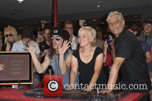 Don Bolles, Lorna Doom and Pat Smear The...