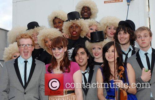 Kate Nash and Her Band 2