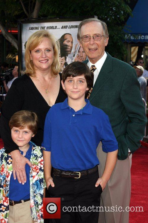 Bernie Kopell and Family Premiere of 'Get Smart'...