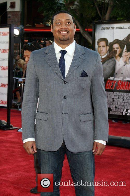 Cedric Yarbrough Premiere of 'Get Smart' at Mann's...