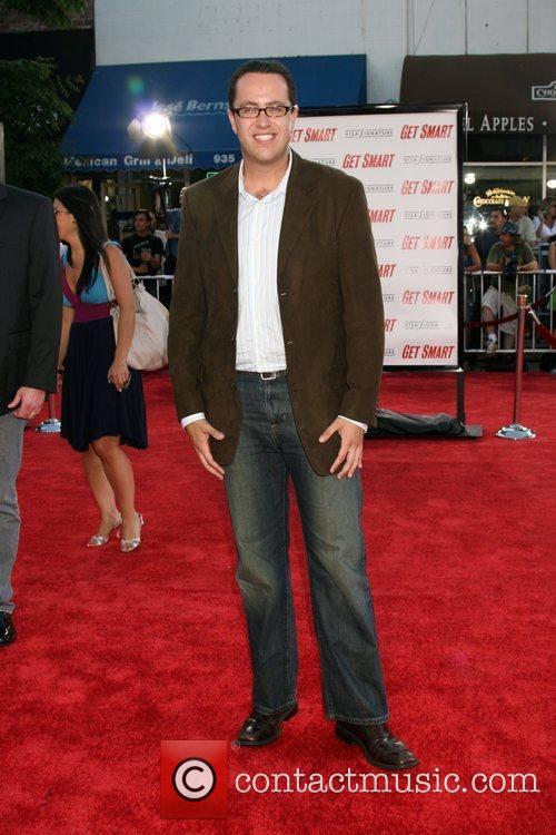Jared S. Fogle Premiere of 'Get Smart' at...