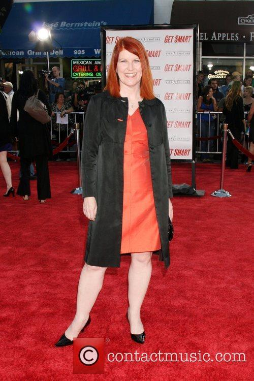 Kate Flannery Premiere of 'Get Smart' at Mann's...