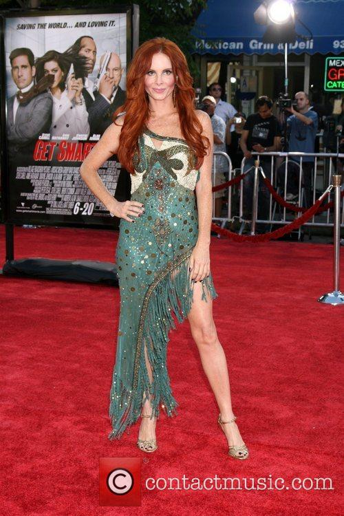 Phoebe Price Premiere of 'Get Smart' at Mann's...