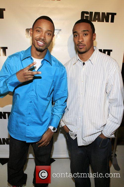 Terrence J and Fred Wit  GIANT Magazine...