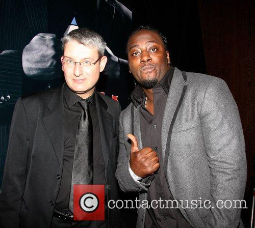 Richard Breacker and Sway attends the 'Gift of...