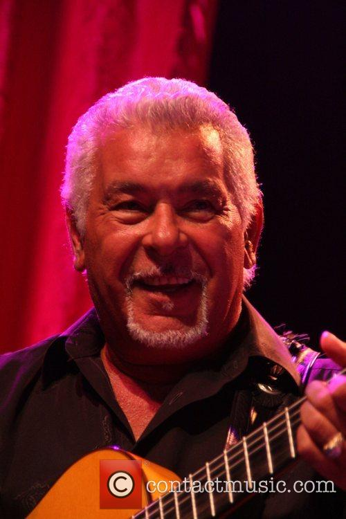 The Gipsy Kings perform at the Greek Theatre