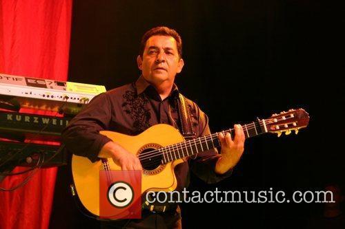 Tonino Baliardo The Gipsy Kings perform at the...