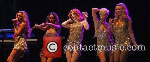 Nadine Coyle, Nicola Roberts and Sarah Harding 10