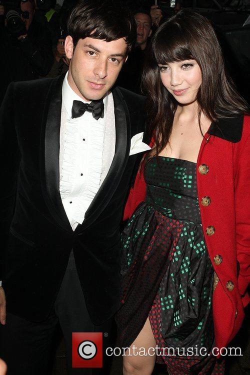Mark Ronson and Daisy Lowe Glamour Women Of...