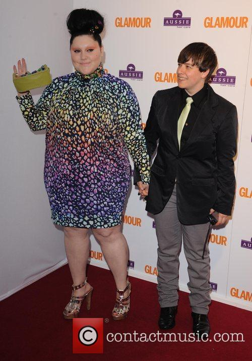 Beth Ditto and guest Glamour Women Of The...