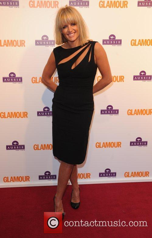 Davinia Taylor, Berkeley Square Gardens and Glamour Women Of The Year Awards 2