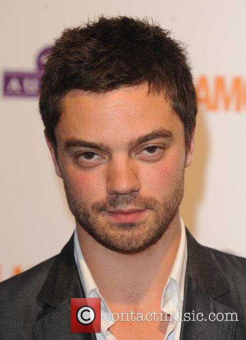Dominic Cooper, Berkeley Square Gardens and Glamour Women Of The Year Awards 2