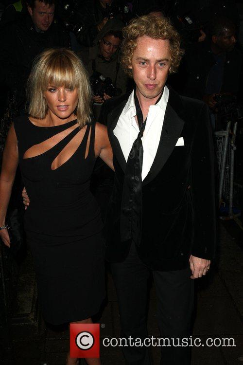 James Brown, Davinia Taylor, Berkeley Square Gardens and Glamour Women Of The Year Awards 2