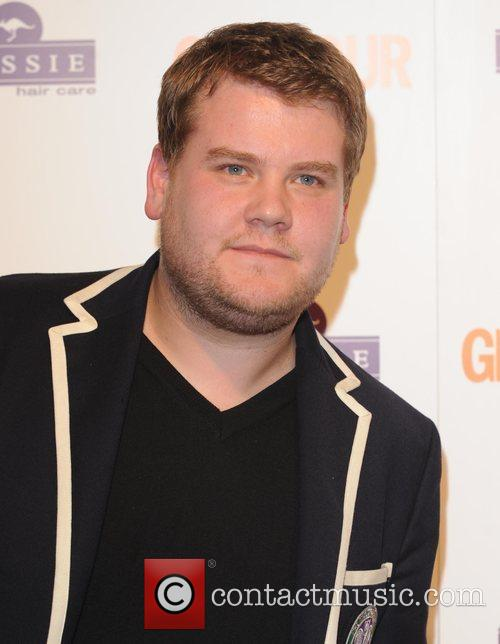 James Corden Glamour Women Of The Year Awards...