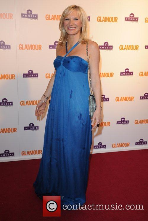 Jo Whiley, Berkeley Square Gardens, Glamour Women Of The Year Awards