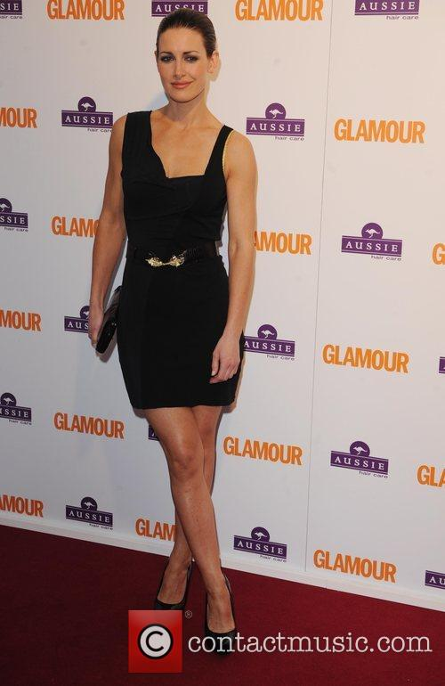 Kirsty Gallacher, Berkeley Square Gardens and Glamour Women Of The Year Awards 11