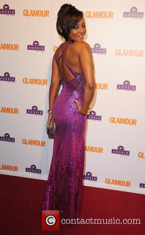 Mel B, Berkeley Square Gardens and Glamour Women Of The Year Awards 8